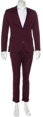 Todd Snyder Cotton Two-Button Suit