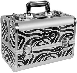 SHANY Premier Fantasy Collection Makeup Artists Cosmetics Train Case -