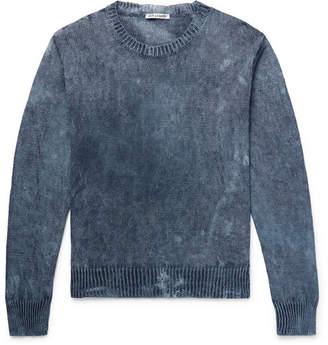 Our Legacy Mélange Hemp Sweater