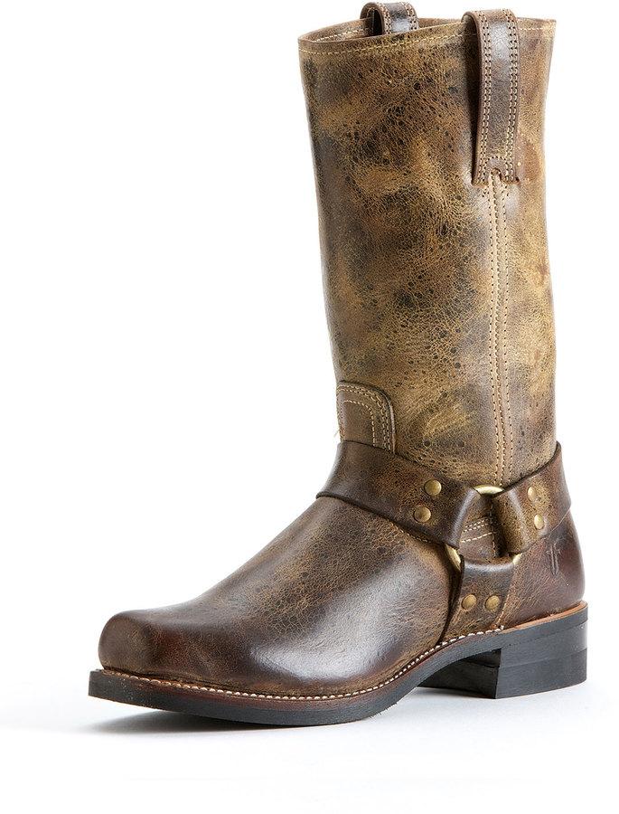 Frye Harness 12R Boot, Tan