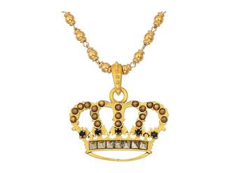 Dolce & Gabbana Crown Necklace Necklace