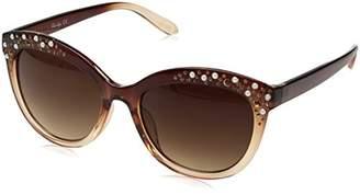 UNIONBAY Union Bay Women's U284 BRF Cateye Sunglasses