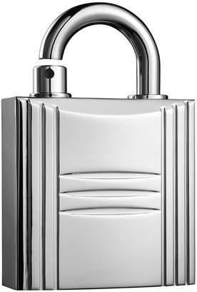 Hermes Refillable Lock Spray, Silver Tone