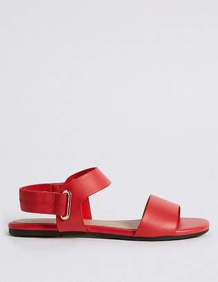 Marks and Spencer Elastic Ring Detail Sandals