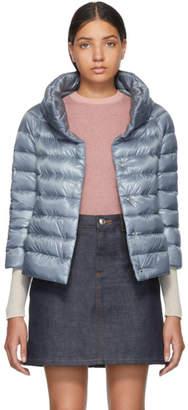 Herno Blue Down Sofia Jacket