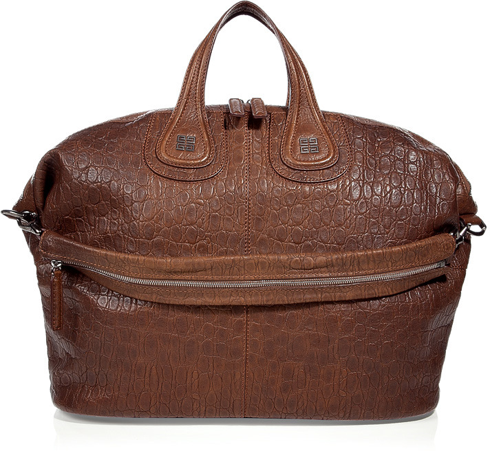 Givenchy The Nightingale Large Brown Bag