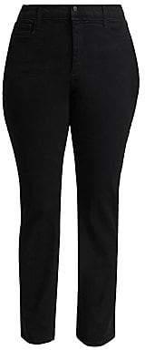 NYDJ NYDJ, Plus Size NYDJ, Plus Size Women's Marilyn Straight-Leg Jeans