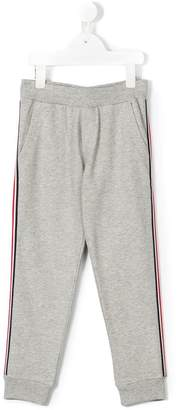 Moncler side stripes sweatpants
