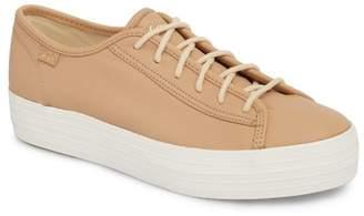Keds R) Triple Kick Platform Sneaker (Women)