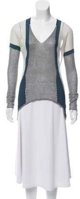 Helmut Lang Linen Lightweight Sweater