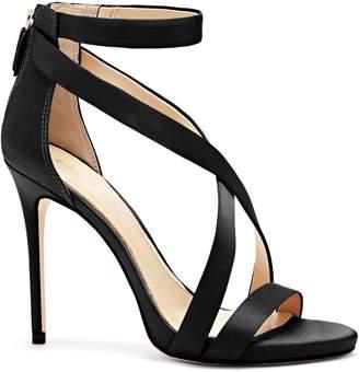 Imagine Vince Camuto Devin Fabric Crisscross-Strap Sandal