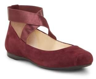 Jessica Simpson 'Mandalaye' Leather Flat