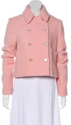 Kenzo Wool Double-Breasted Jacket