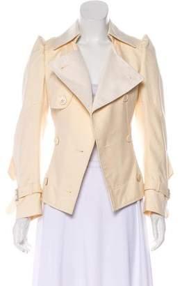 Junya Watanabe Structured Button-Up Jacket