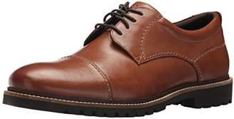 Rockport Men's Marshall Cap Oxford Shoe