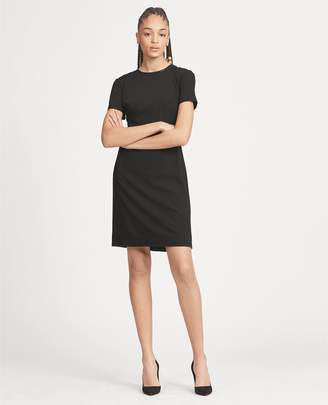 Ralph Lauren Stretch Wool Dress