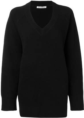 Alexander Wang V-neck jumper