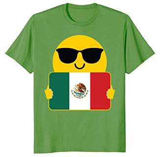 Mexico Shirt Sunglasses T-Shirt Tee