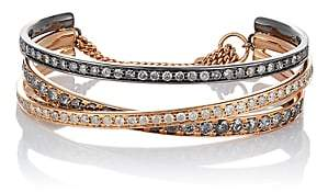 Roberto Marroni Women's Intertwined-Band Bracelet