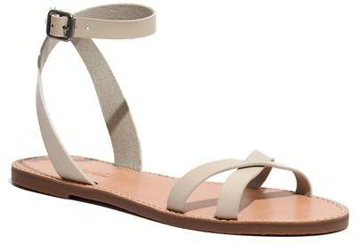 Madewell Boardwalk Ankle Sandal