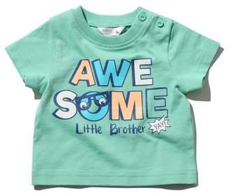 M&Co Little brother slogan print t-shirt