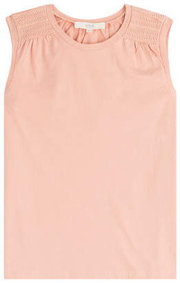 Vanessa Bruno Sleeveless Cotton Top