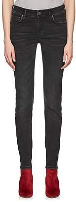 Acne Studios Women's Climb Skinny Jeans - Used Black