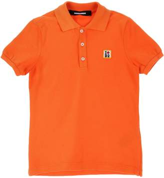 DSQUARED2 Polo shirts - Item 12169647UD