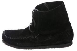 Etoile Isabel Marant Flavie Moccasin Boots