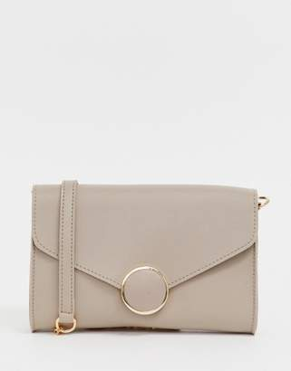 Melie Bianco cross body bag with chain strap