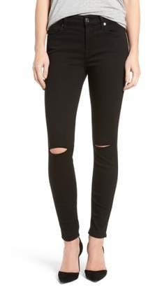 7 For All Mankind(R) 'b(air)' Ankle Skinny Jeans