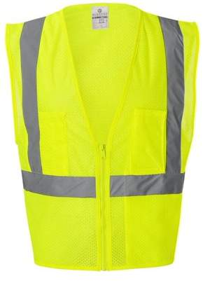 1085-1086 ML Kishigo Workwear Ultra-Cool? Mesh Vest with Pockets