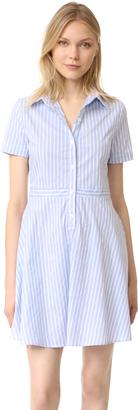 RUKEN Hallie Dress $194 thestylecure.com