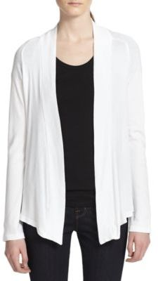 Splendid Open-Front Cardigan $64 thestylecure.com