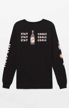 Barney Cools Stay Cools Long Sleeve T-Shirt