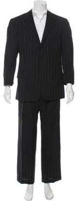 Ralph Lauren Purple Label Wool & Cashmere-Blend Two-Piece Suit black Wool & Cashmere-Blend Two-Piece Suit