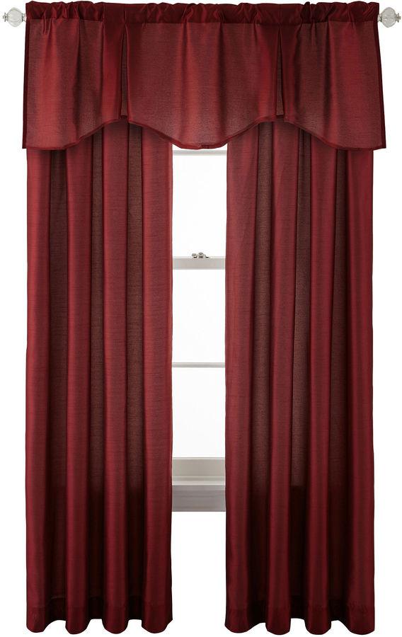 Royal Velvet Encore Rod Pocket Back Tab Curtain Panel Shopstyle