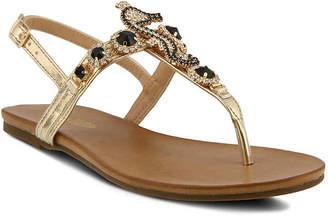 Spring Step Patrizia by Seahorse Flat Sandal - Women's
