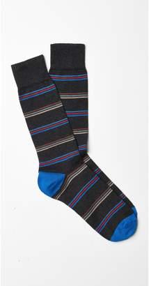 J.Mclaughlin Stripe Socks