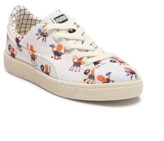 Puma X TC Basket CVS V2 Sneaker (Little Kid)