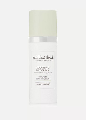 Estelle & Thild - Biocalm Soothing Moisture Day Cream, 50ml - Colorless $48 thestylecure.com