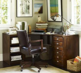 Pottery Barn Printer's Corner Desk Set