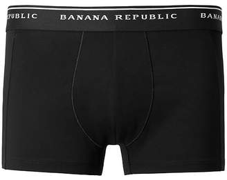 Banana Republic Stretch Cotton Sport Trunk