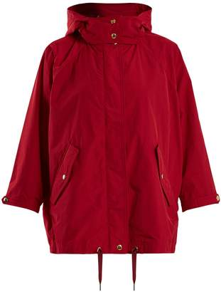 Woolrich Detachable-hood lightweight jacket