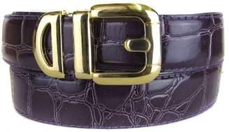 Buy Your Ties BLT-ALG-51- Mens - Alligator Belt