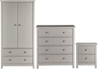 Argos Home Brooklyn 3 Piece Tall Bedroom Package
