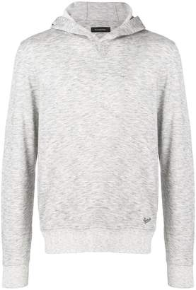 Ermenegildo Zegna hooded knit jumper