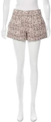 Proenza Schouler Mélange Tweed Shorts