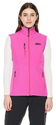Outdoor Ventures Women Mia Core Windproof Soft Shell Vest