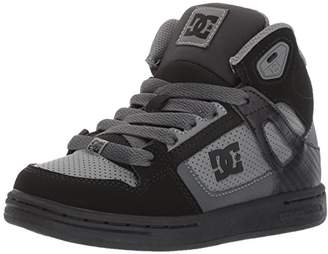 DC Youth Rebound Skate Black/Grey